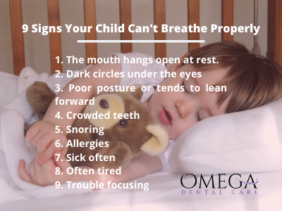 Copy of 9 Signs You Child Cant Breathe Properly
